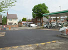 Tarmac BP Forecourt