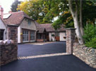 High end Domestic Driveway