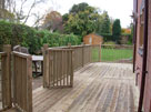 Example of recent decking