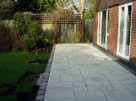 Example of recent patios