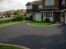Tarmac drive detached house
